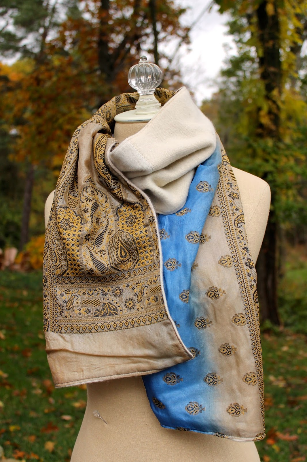 ragingwool an amazing scarf series