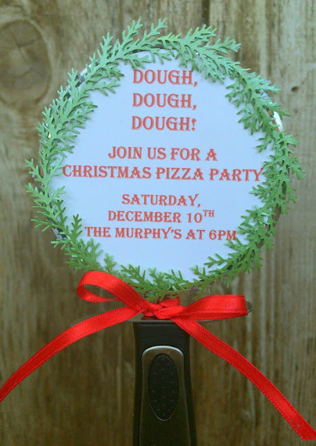 Christmas Pizza Party | www.jacolynmurphy.com
