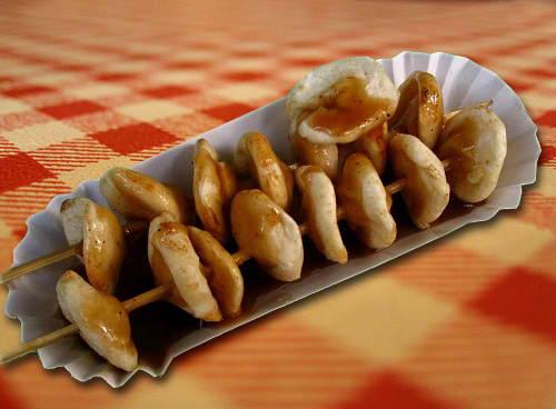Pinoy Hot Cake Recipe Street Food