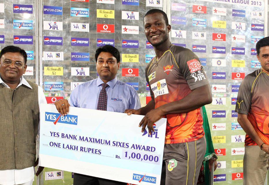 Darren-Sammy-Maximum-Sixes-SRH-vs-RR-IPL-2013