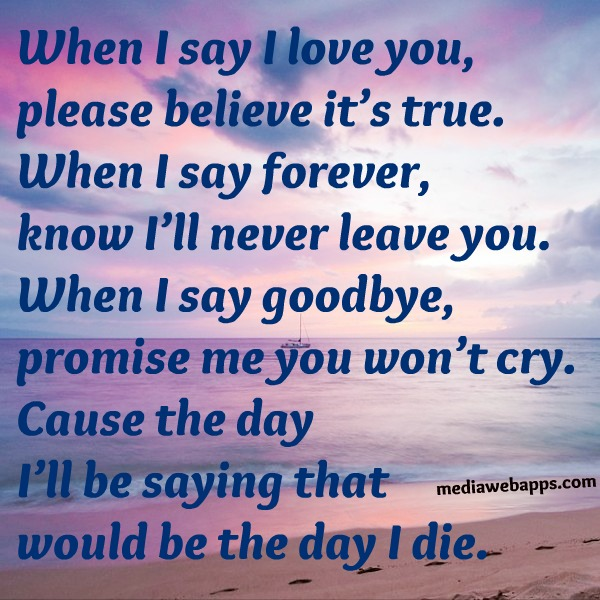 I Love You Quotes And Poems : funny-love-sad-birthday sms: love quotes