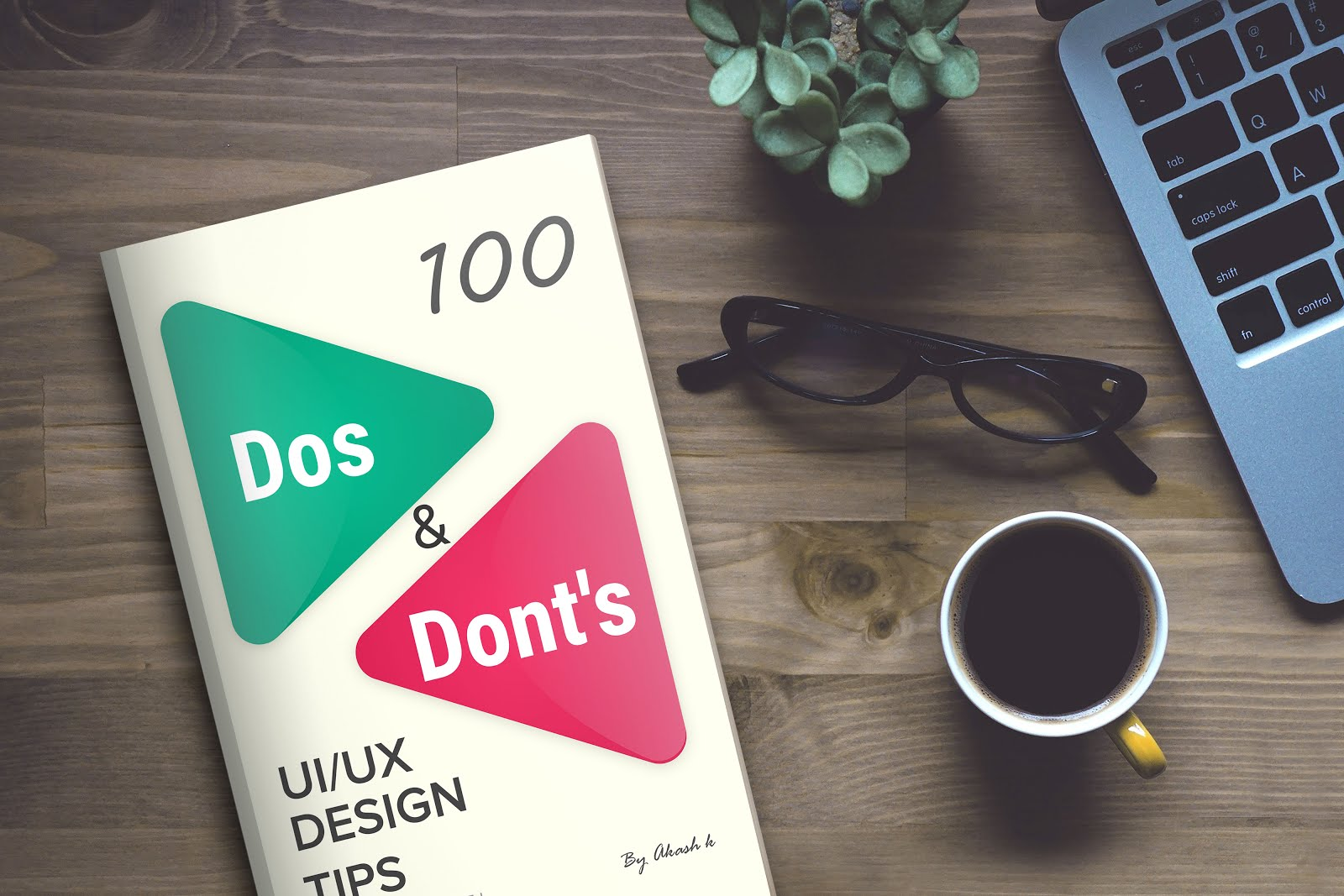 100 Dos and Dont's UI/UX Design Tips eBook