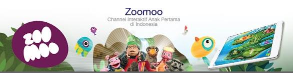 Belajar Bersama ZooMoo Channel