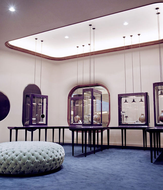 luxury octium jewelry store interior design ideas by jaime hayon
