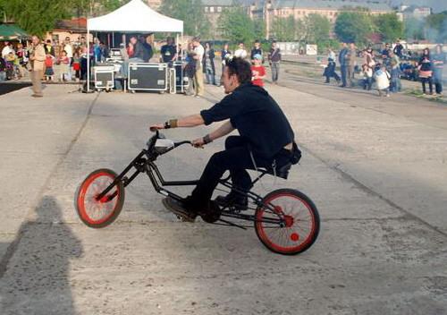 Kumpulan Sepeda Unik Ala Negeri Seberang