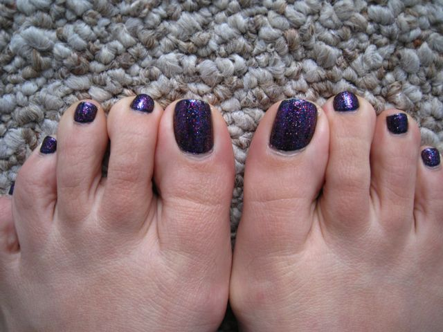 sparkle love: Adventures in Nail Polish - Part 1