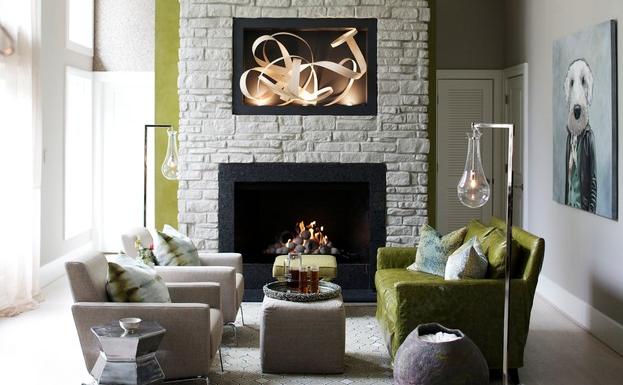 Greensboro Interior Design - Window Treatments Greensboro - Custom ...