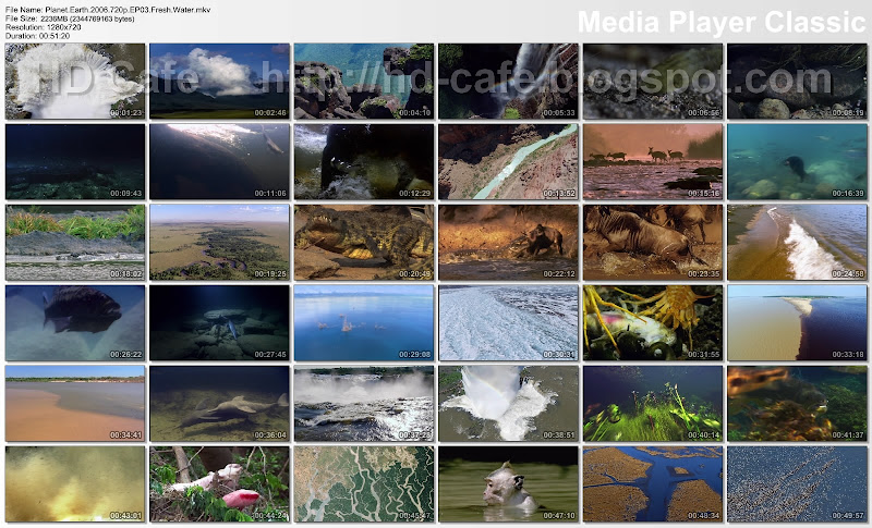 Planet Earth - Episode 03 - Fresh Water