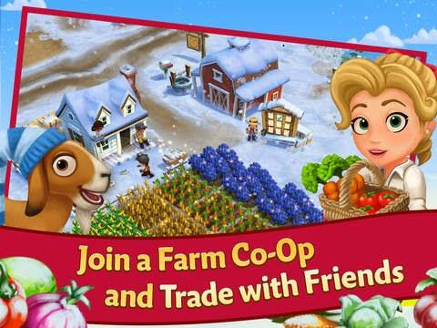 تحميل ومراجعة لعبة المزرعة المميزة FarmVille 2 للأندرويد والآيفون وويندوز فون