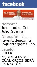 JUVENTUDES CON JULIO GUERRA