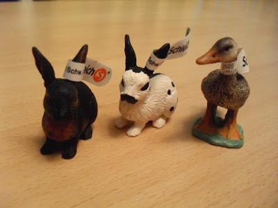 Schleich animals