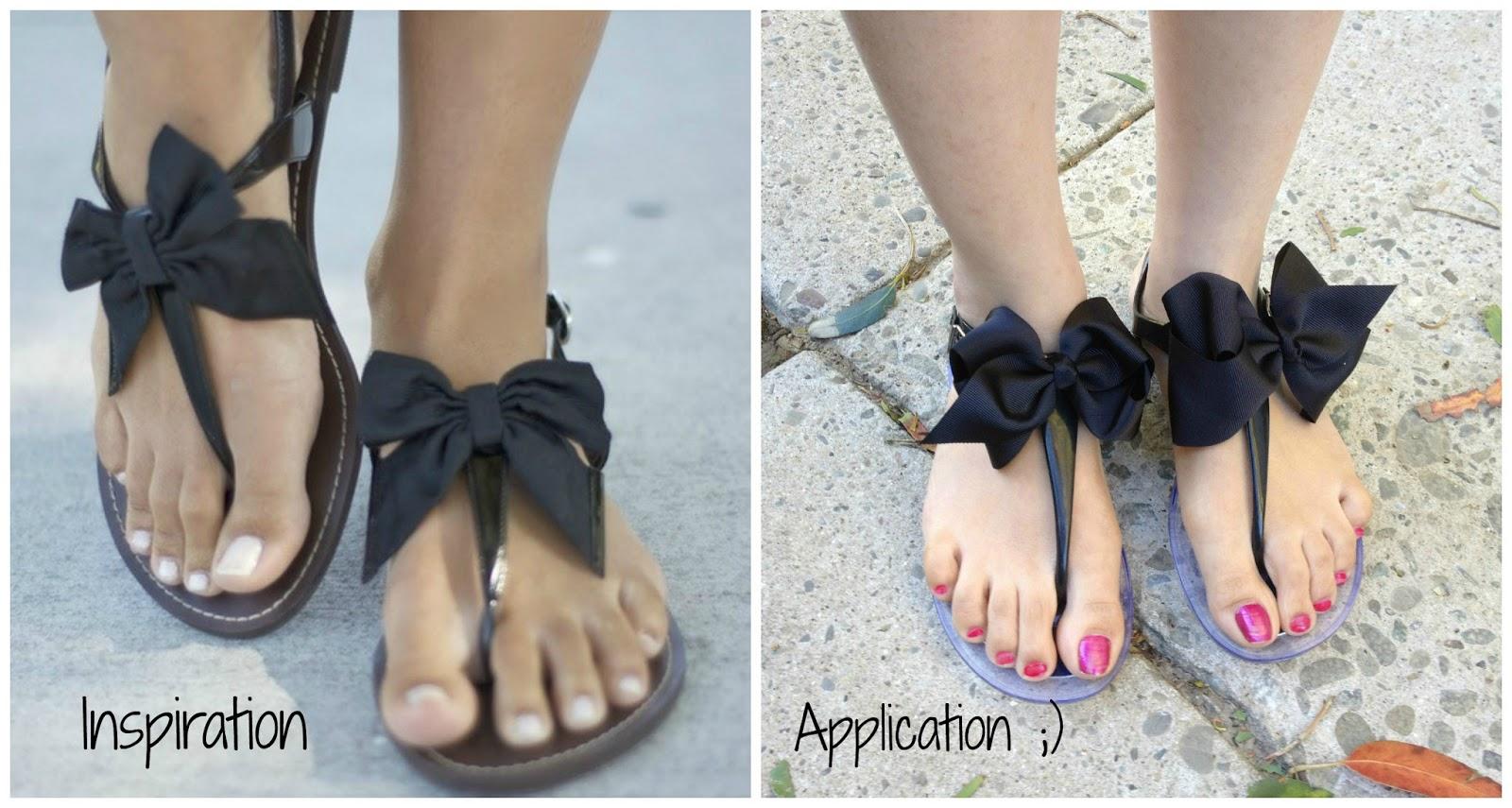 Black ribbon sandals - Striped Knit Dress And Long Cardigan Mango Thong Sandals Diana Ferrari Australia Bows Michaels Floral Scarf Worn As Headband Don T Remember