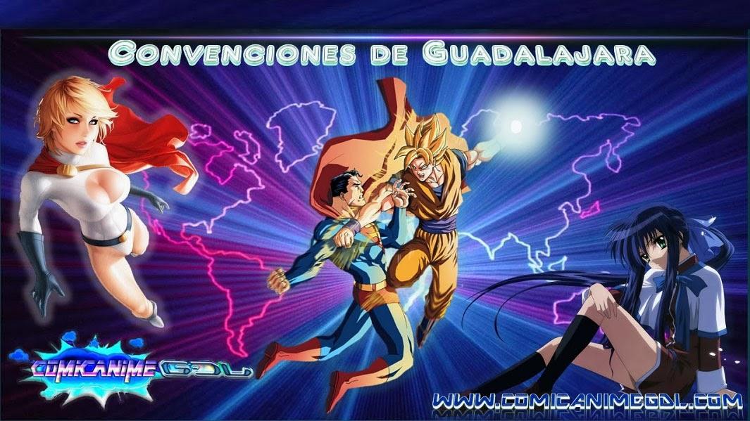Comic Anime GDL