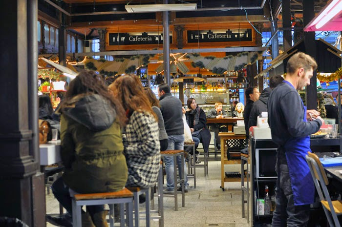 Things to do in Madrid: Mercado de San Miguel