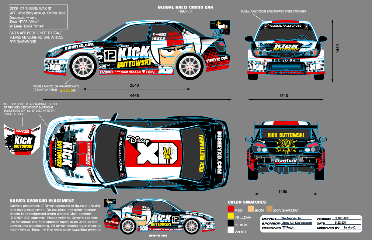 racing sponsorship proposal sample