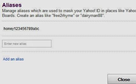 Tạo nick ảo chat ẩn danh trên Yahoo! Messenger 11