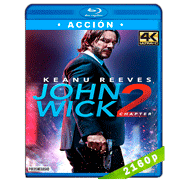 John Wick 2: Un nuevo día para matar (2017) 4K Audio Dual Latino-Ingles