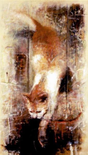 художник Piotr Pilawa