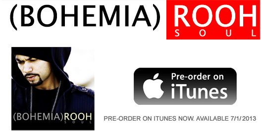 Rooh (Soul) - Latest single by BOHEMIA download mp3