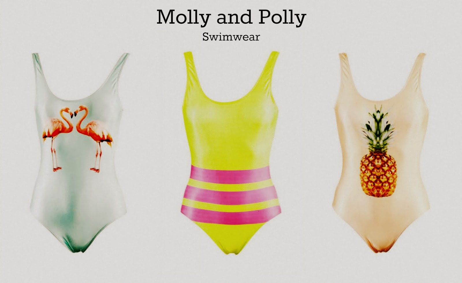 Chamomile and Peppermint Blog - Molly and Polly Swimwear 2014