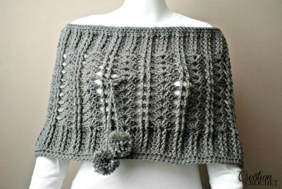Free Crochet Convertible Cowl Pattern : Fiber Flux: One Skein Cowls! 20+ Free Crochet Patterns...