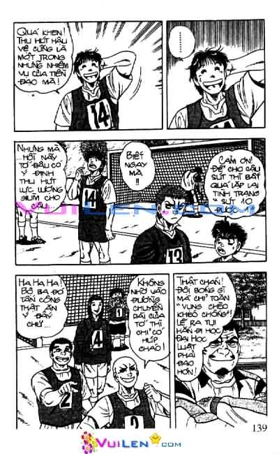 Jindodinho - Đường Dẫn Đến Khung Thành III  Tập 6 page 138 Congtruyen24h