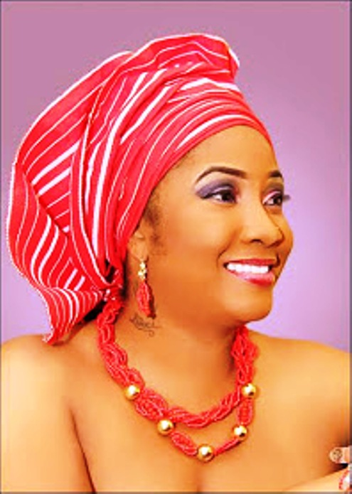 Nollywood actress, Tope Osoba releases stunning PHOTOS to mark 30th birthday