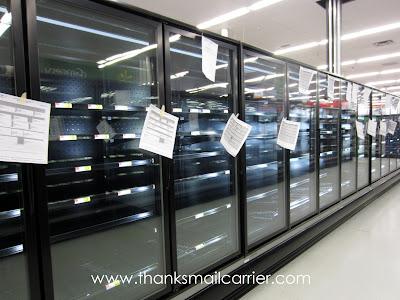 Walmart empty
