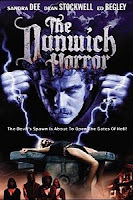 The Dunwich Horror 1970 cover