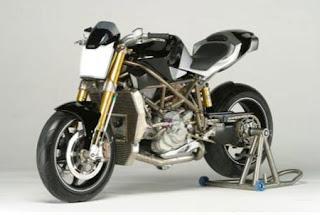 Motor Macchia Nera Concept Bike
