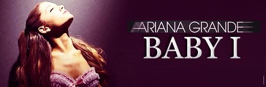 """Ariana Grande canta por primera vez """"Baby I"""" en el Honeymoon Tour."""
