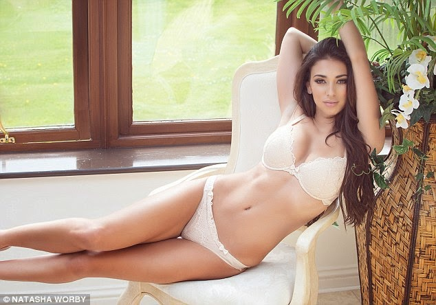Georgia Salpa replaces Jessica Wright as face of lingerie brand