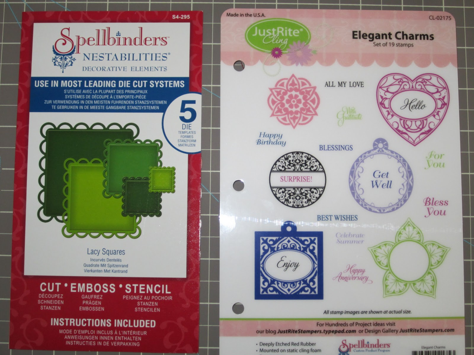 spellbinders grand calibur instructions