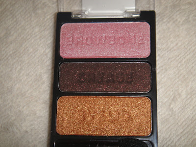 I'm Getting Sunburned!, I'm Getting Sunburned! Wet n Wild, Wet n Wild color trio, I'm Getting Sunburned! swatches