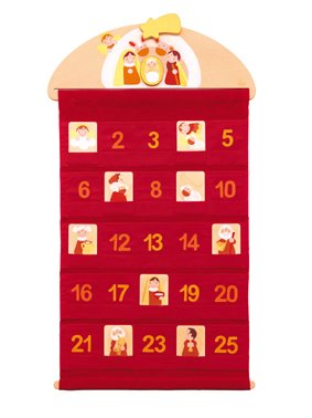 John Crane and Sevi Toys Advent Calendar