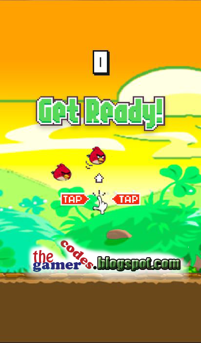 download flappy bird apk mod