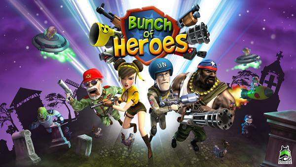 Bunch Of Heroes PC Descargar Español PROPHET 1 Link 2011
