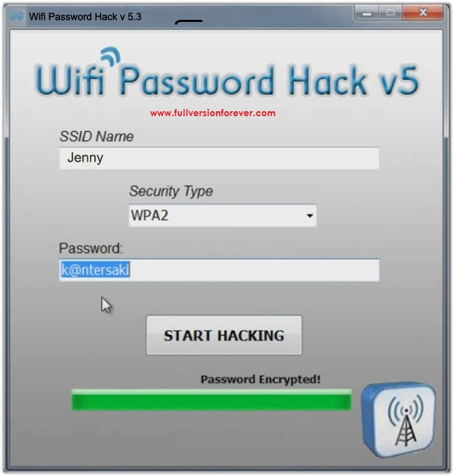 Wifi Password Hacker v5 Download Full version For pc Free