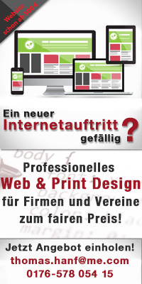 Angebot: Webdesign