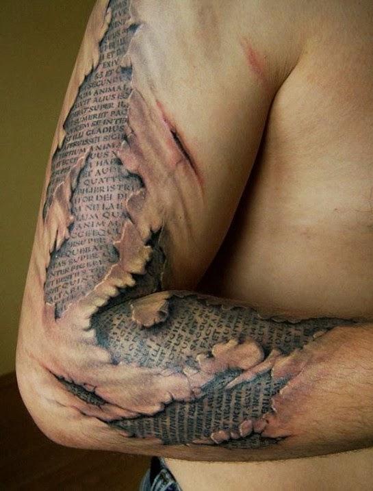 Superinteressante Blog Super Interessante Tatuagem 3d