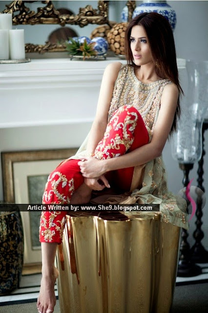 Eid Dresses for Newly Married Brides