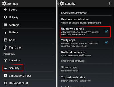 Cara Root Android Smartfren Andromax C3 Tanpa PC