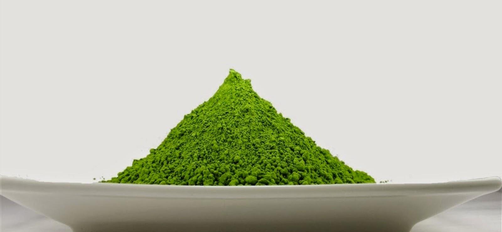 Ứng dụng của bột trà xanh thiên nhiên ngăn ngừa tim mạch