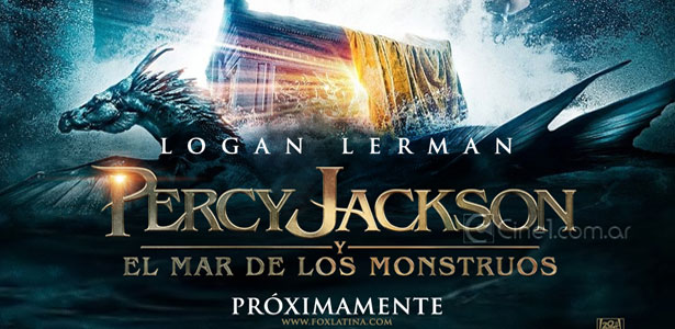 Percy Jackson: Sea of Monsters by Thor Freudenthal