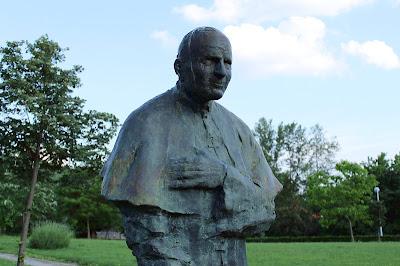 Papa Ivan Pavao II. - Kuzma Kovačić, 2003.