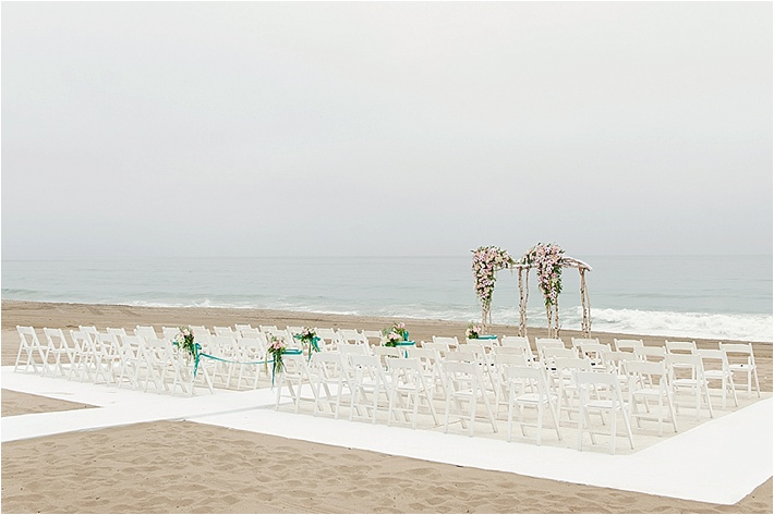 The Sunset Restaurant Beach Wedding By H White Special