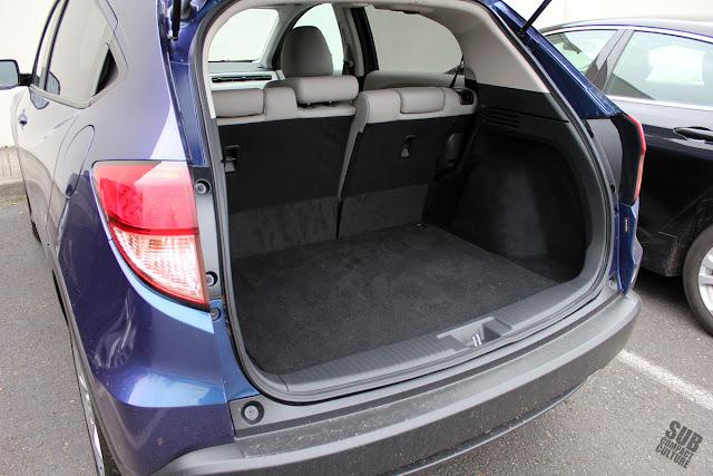 Honda HR-V Cargo Area