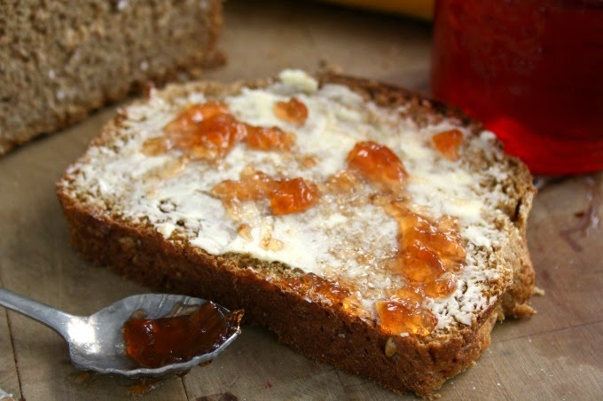 cracked wheat brown bread