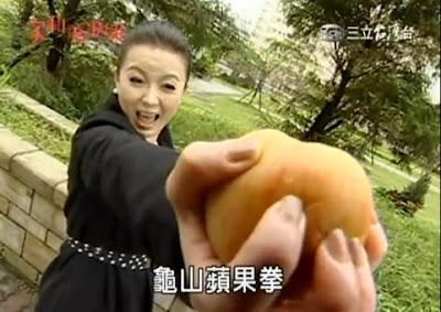 龜山蘋果拳