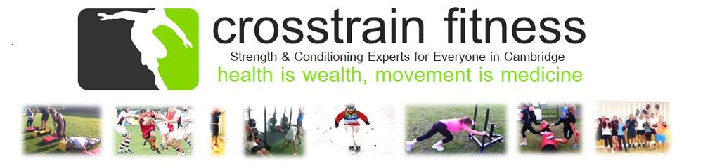 CrossTrain-Fitness Cambridge Personal Trainer, Strength Conditioning, Boot Camp Cambridge